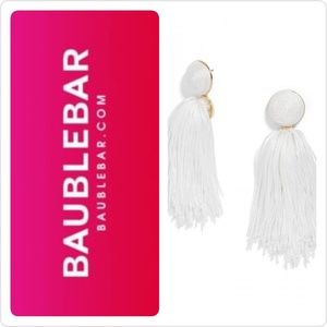 BAUBLEBAR Fringe Earrings